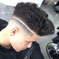 Haircut by nelles_mmig http://ift.tt/1syfZrh #menshair #menshairstyles #menshaircuts #hairstylesformen #coolhaircuts #coolhairstyles #haircuts #hairstyles #barbers