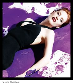 Jessica Chastain pour Manifesto Parfum YSL. Un parfum envoûtant!