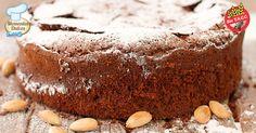 Pastel de chocolate y almendras – Sin Tacc
