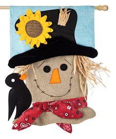 Evergreen Scarecrow Decor Fall Autumn Season Burlap Garden Flag x 18 inches Burlap Garden Flags, Burlap Flag, Burlap Fabric, Scarecrow Face, Scarecrow Ideas, Scarecrow Crafts, Fall Scarecrows, Scarecrows For Garden, Evergreen Flags