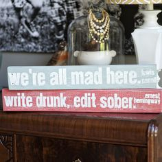 Pretty. Quirky. » This ain't your mama's vintage