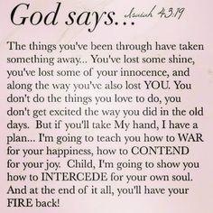 Amen . .