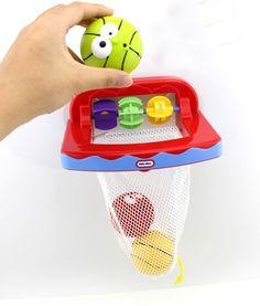 Bath Toys for Kids: Little Tikes Basketball