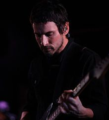 Sam Roberts (born October 2, 1974 in Westmount, Quebec) is a Juno Award-winning Canadian rock singer-songwriter, whose 2001 debut release, The Inhuman Condition, became one of the bestselling independent releases in Quebec and Canadian music history.