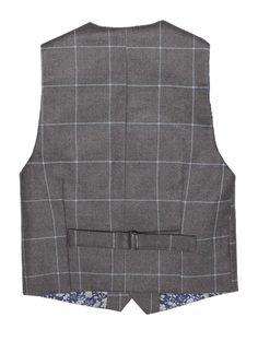 Paisley of London Waistcoats for Boys 12 Months 13 Years Boys Black Waistcoat Set