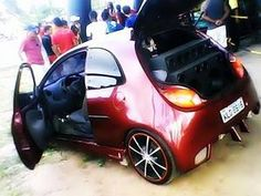 FORD KA MK1 TUNING Mk1, Cars And Motorcycles, Vehicles, Entertainment, Image, Woodworking, Motors, Cars, Sports