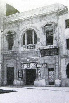 El Musical, plaza de la Iglesia del Rosario (Cabanyal)