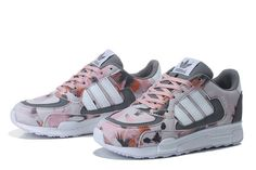 finest selection 566ed a3796 Adidas mujer Zapatos Originals ZX 850 Corriendo Trainers S77455  rosado Blanco