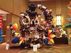 World Balloon Convention sculptures en ballon de baudruche 3   Les sculptures de ballons de la World Balloon Convention   Sculpture photo im...