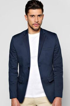 boohoo Slim Fit Blazer