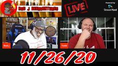 Rod J BeerVentures Live - 11/26/20