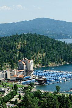 Resort by The Coeur d' Alene Resort, via Flickr