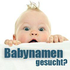 Wie soll das Baby heißen?