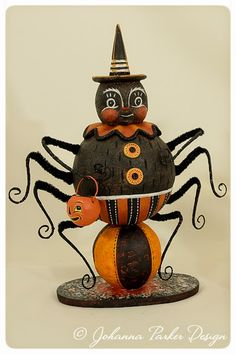 Johanna Parker Design: Spider (*LOVE!*)