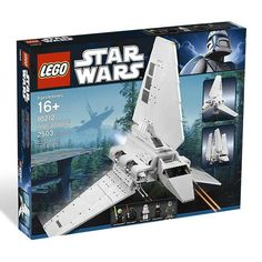 LEGO Star Wars: Return of the Jedi: Ultimate Collector's Series Lambda-class T-4a Imperial Shuttle (2010)