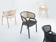 """European beech bentwood frame production Curved beech moulded seat Curved-back Mesh or indian cane back 2 x wood stain standard combination choices Many stains are available. If you would like an alternative stain, then please select """"Alternative Stain"""" from the drop down menu and we will contact you on placing your order We reserve the right to charge an Additional amount for an alternative stain Seat Height 470mm Width 430mm Depth 430mm Lead times 4-6 weeks Minimum order 4 pcs All Prices…"""