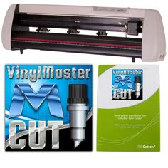 USCutter SC Series Vinyl Cutter Plotter with VinylMaster Cut - Design & Cut Software Zebra Label Printer, T Shirt Time, Brother Printers, Best Build, Thank You For Purchasing, Vinyl Cutter, Sewing Stores, Heat Transfer Vinyl, Software
