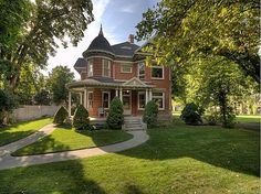 1904 Queen Anne located at: 739 N 800 W, West Bountiful, UT 84087
