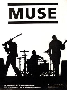 Muse - Amazing in concert!   Yep see them live if you haven't!