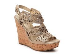 Vannora Wedge Sandal