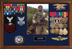 Military Awards, Military Police, Operation Red Wings, Military Shadow Box, Branch Of Service, California Highway Patrol, Go Navy, Us Navy Seals, Vintage Sailor