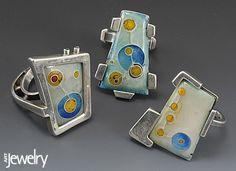 Karl Stupka 2 - Art Jewelry Magazine - Jewelry Projects and Videos on Metalsmithing, Wirework, Metal Clay