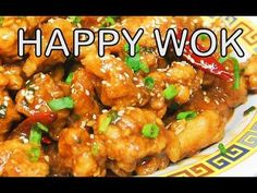 How to Make Hot & Spicy General Tso's Chicken – Chinese Cooking Best Chicken Recipes, Asian Recipes, Ethnic Recipes, Chinese Recipes, Spicy Recipes, Drink Recipes, Easy Recipes, Cookbook Recipes, Cooking Recipes