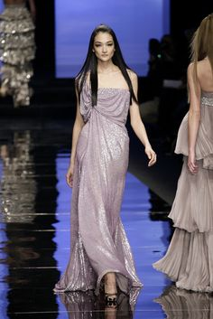 Elie Saab Spring 2007 Couture Collection