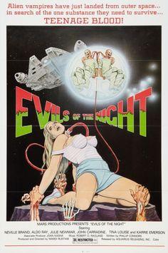 Evils of the Night (Aquarius Releasing, 1985).