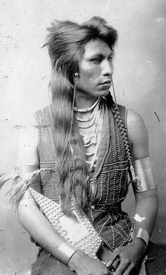 Moragooch, Shoshone. 1884-1885.