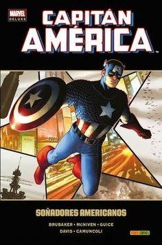 Contiene Captain America v6, 1-10 USA  Una misteriosa figura del pasado de Steve…