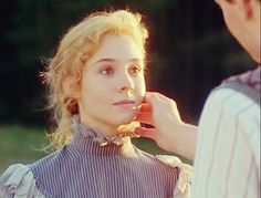 Anne & Gilbert in Anne of Green Gables