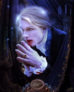 The Vampire Chronicles : Lestat by AlexandraVBach on @DeviantArt