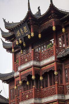 Shanghai China by Richard Ellis