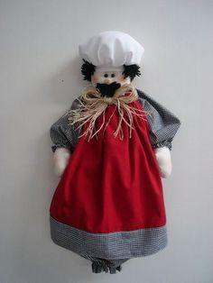 https://flic.kr/p/5SwfMD | Puxa Saco de Cozinheiro