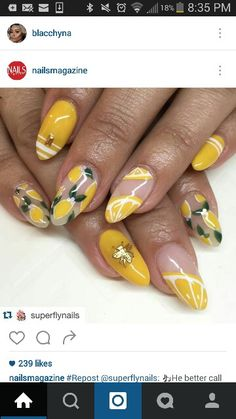 Lemon designs