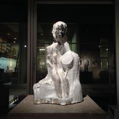 Johan Tahon at Museum Beelden aan zee, Scheveningen, The Hague, NL. Till 26.01.2014.