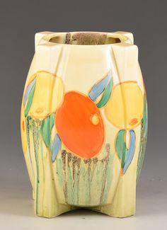 Art Nouveau Smart Rorstrand Art Nouveau Vase By Nils Emil Lundström Easy To Use Antiques
