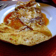 Sweet Crêpe Beurre / Nature (butter/plain) - Bistro 29 - Zmenu, The Most Comprehensive Menu With Photos