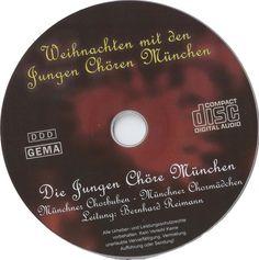Weihnachten mit den Jungen Chören München | CD – Weihnachten mit den Jungen Chören München