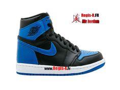 the latest b2c1b e5226 Air Jordan 1 Mid Royal Paint Splatter PS - Chaussures Basket Jordan Pas  Cher Pour Enfant