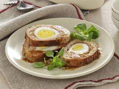 Cerchi un secondo di Pasqua che non sia il tradizionale arrosto d'agnello? Prepara il polpettone arrotolato con uova sode: ecco qui la ricetta step by step.