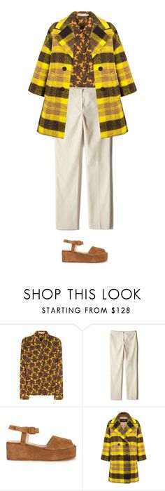 """""""Untitled #974"""" by agniecha ❤ liked on Polyvore featuring Michael Kors, NIC+ZOE, Maryam Nassir Zadeh and Pink Tartan"""