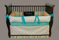 Boy Custom Crib Bedding Sets
