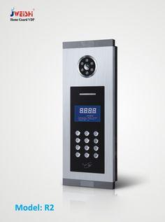 Building Apartments Video Door Phone Intercom Doorbell | Building ...