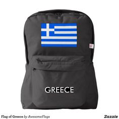 fdc88eb8a390 Flag of Greece Backpack Chile Flag