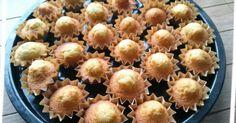 バレンタインやホワイトディー♪差し入れにも♪プクっと膨れた形が可愛い♪激ウマなマドレーヌです。一度で大量に作れますよ。