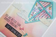 "Simon Says Stamp August Card Kit | ""Better Than Sunshine"" Card"