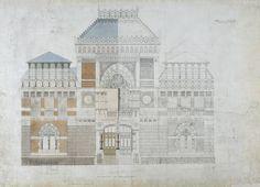 PA Academy of Fine Arts by Furness