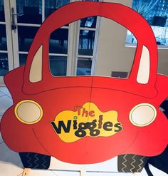 52 Ideas Camping Party Favors Children For 2019 Wiggles Party, Wiggles Birthday, Wiggles Cake, Party Hire, Car Party, Camping Party Favors, Emma Wiggle, Twin First Birthday, Niece Birthday